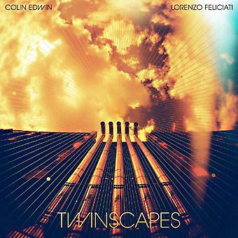 Edwin, Colin / Feliciati, Lorenzo - Twinscapes [Vinyl] USA import