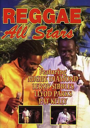 Reggae All Stars [DVD] USA import