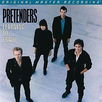 Pretenders - lære at kravle [Vinyl] USA import