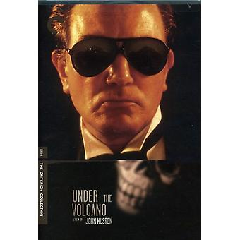 Under the Volcano [DVD] USA import