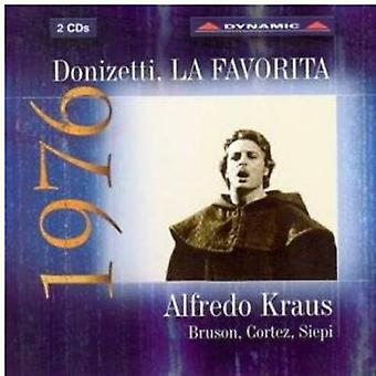 G. Donizetti - Donizetti: La Favorita [CD] USA import