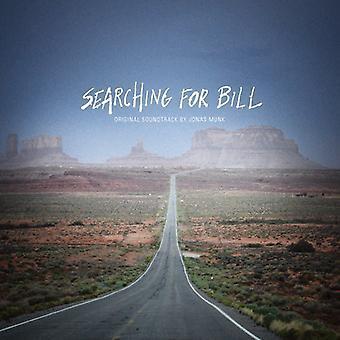 Jonas Munk - Searching for Bill [CD] USA import