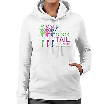 Fabulous Cock Tail Girls Serving Your Needs Women's Hooded Sweatshirt