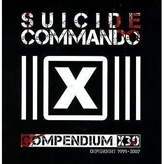 Selvmord Commando - kompendium [CD] USA importerer