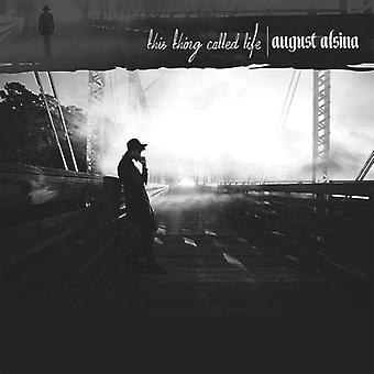 August Alsina - This Thing Called Life [CD] USA import