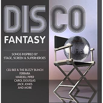Various Artist - Disco Fantasy: Songs Inspired Stage Screen [CD] USA import