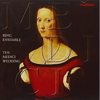 Ring Ensemble / Mouton / Silva / Festa / Willaert - Medici bryllup: 13 motetter af Medici Codex [CD] USA importen