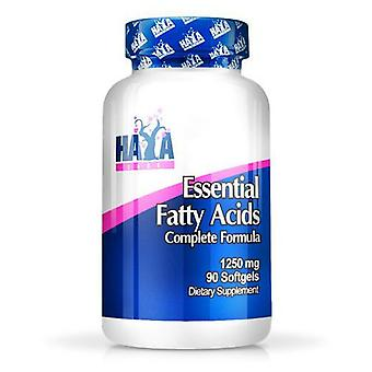 Haya Labs Essential Fatty Acids 1250mg 90 Capsules (Desporto , Ômegas 3-6-9)