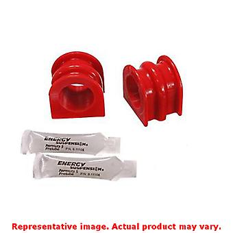 Energy Suspension Sway Bar Bushing Set 7.5126R Red Front Fits:INFINITI 2003 - 2