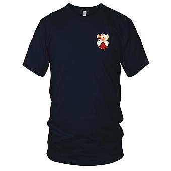 US Army - 24th Field Artillery Regiment Embroidered Patch - Kids T Shirt