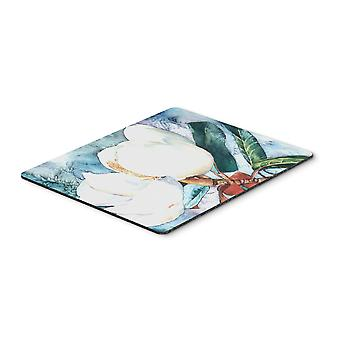 Carolines Treasures  8001MP Flower - Magnolia Mouse pad, hot pad, or trivet