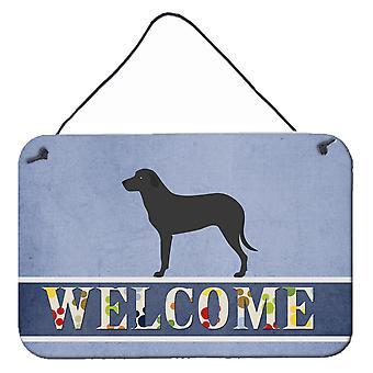 Majorca Shepherd Dog Wall or Door Hanging Prints