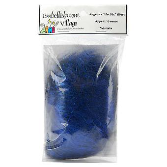 Angelina Straight Cut Fibers 1 2 Ounce Wisteria Ag103 63
