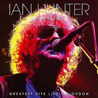 Hunter*Ian - Greatest Hits Live in London [Vinyl] USA import