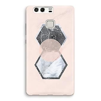 Huawei P9 Full Print Case - Creative touch