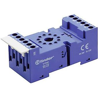 Relay socket 1 pc(s) Finder 90.03 Compatible with