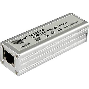 LAN surge protection 10/100/1000 Allnet ALL95100 1 pc(s)