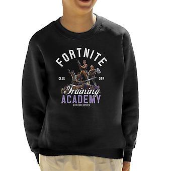 Fortnite Training Academy Kid's Sweatshirt