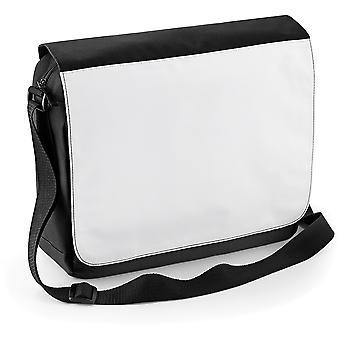 Bagbase Unisex sublimering Messenger Bag