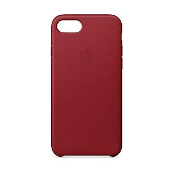 Apple Leather Back Cover Case for iPhone 8