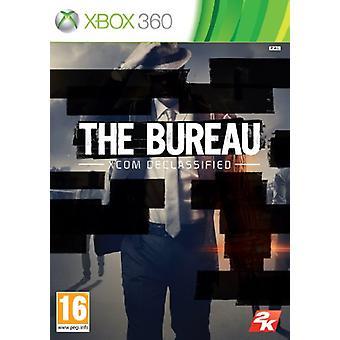 Das Präsidium XCOM freigegeben (Xbox 360)