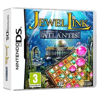 Juvel länk Legends of Atlantis (Nintendo DS)
