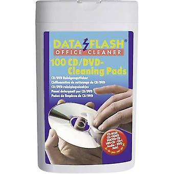 CD cleaning tissues DataFlash 1521 100 pc(s)