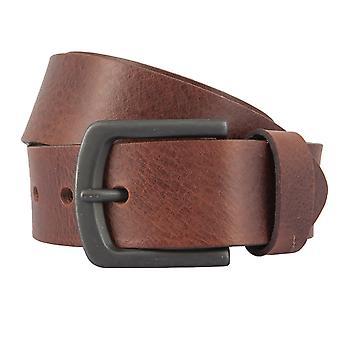 BERND GÖTZ bælter mænd bælter læder bælte brunt læder + Cutable 2355