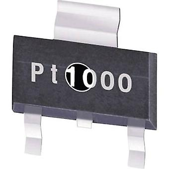 PT1000 Platinum temperature sensor Heraeus PT1000 2B -50 up to +