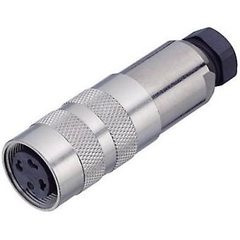 Binder 99-5122-15-06 Series 423 Miniature Circular Connector Nominal current (details): 6 A