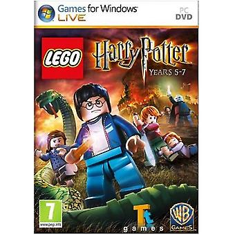 LEGO Harry Potter Years 5-7 PC Game