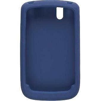 Silikon Gel Case för BlackBerry 9630, 9650 - blå