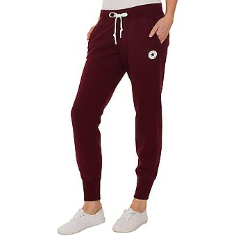 Converse Women's All Star Logo Sweat Pants Jogger Bottoms