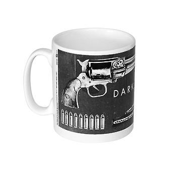 The Dark Tower Tasse Guns  weiß, bedruckt, aus Keramik, Fassungsvermögen ca. 320 ml..
