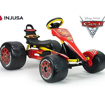 Car 3 Go Kart - Injusa
