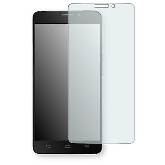 Alcatel one touch X Idol 6040 screen protector - Golebo crystal clear protection film