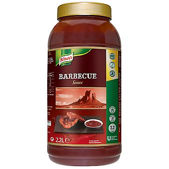 Salsa barbecue Knorr