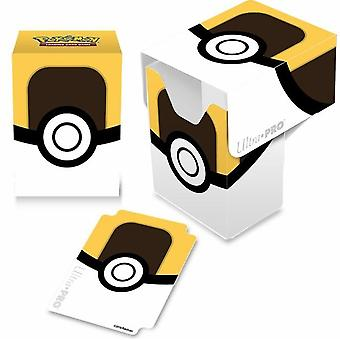 Pokemon Ultra Ball Deck Box Ultra Pro tarjetas
