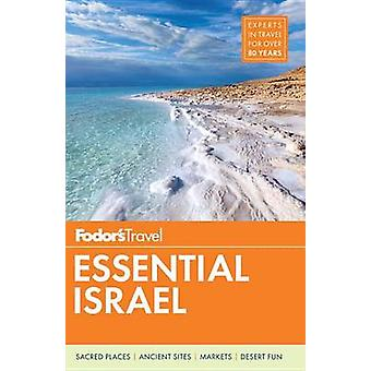 Fodor's Essential Israel by Fodor's - 9780147546760 Book