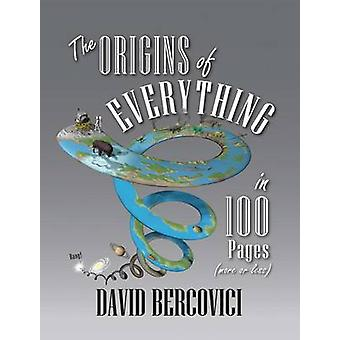 The Origins of Everything in 100 Pages - More or Less by David Bercov