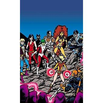 New Teen Titans The Judas Contract Deluxe Edition by Marv Wolfman - 9
