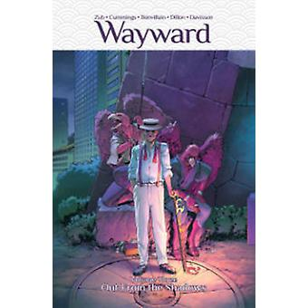 Wayward - Volume 3 - Out from the Shadows by Steven Cummings - Tamra Bo