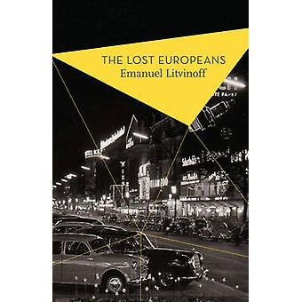 De verloren Europeanen door Emanuel Livitnoff - Michael Schmidt - 978178497