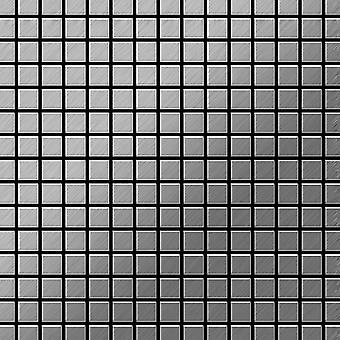 Metallmosaik Edelstahl ALLOY Mosaic-S-S-B