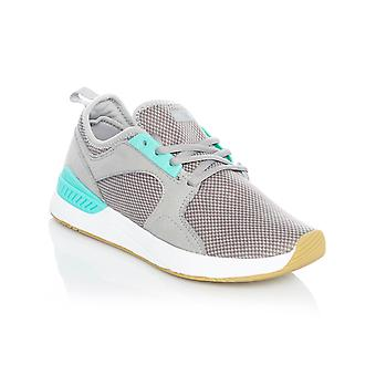 Etnies Grey-Green Cyprus SC Womens Low Top Shoe