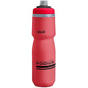 Camelbak Fiery Red 2019 Podium Chill Insulated - 710ml Drinks Bottle