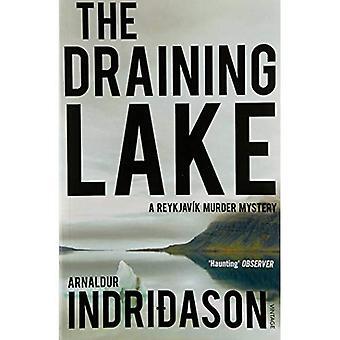 El lago drenando: Un misterio de asesinato de Reikiavik