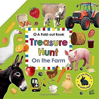 Treasure Hunt: On the Farm