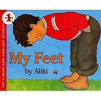 Mes pieds (Let's-Read-And-Find-Out Science: étape 1 (Pb))