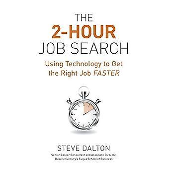 La recherche d'emploi de 2 heures: utilisant la technologie pour obtenir le bon emploi plus rapidement